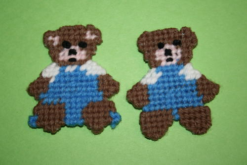 bear magnets for Grandma
