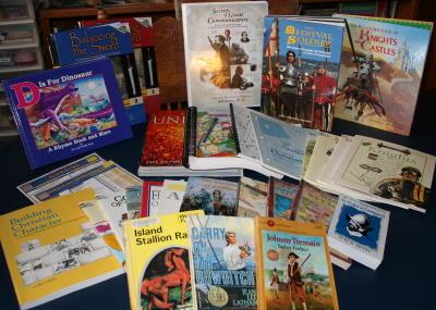 books and stuff