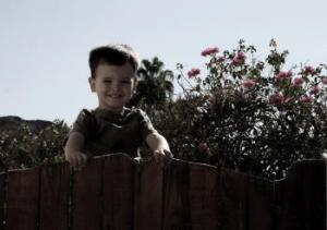 Nathan, almost 3