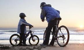 father bike